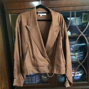VNTG Jean Paul Gaultier summer linen jacket -M/L